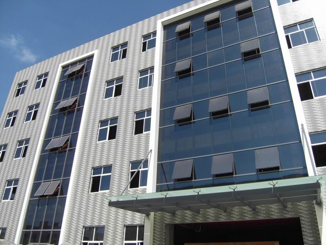 玻璃幕墙及铝板幕墙项目